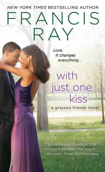 With Just One Kiss (Paperback)