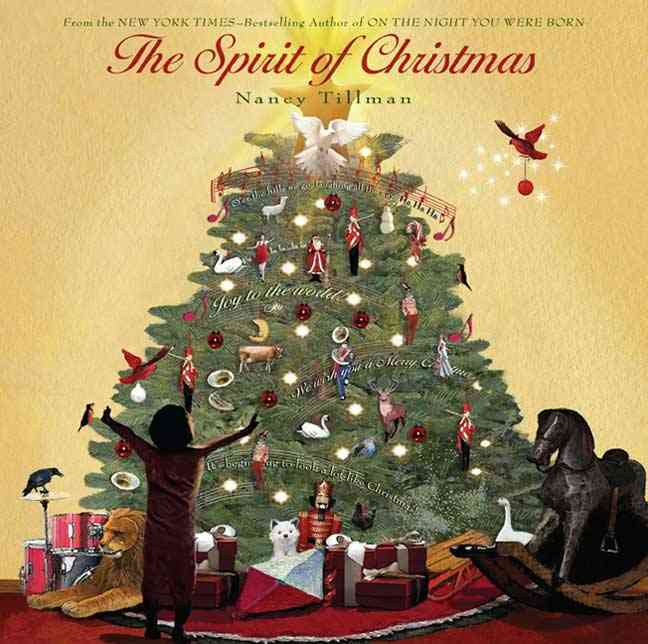 The Spirit of Christmas (Hardcover)