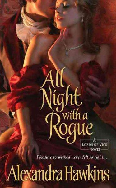 All Night With a Rogue (Paperback)