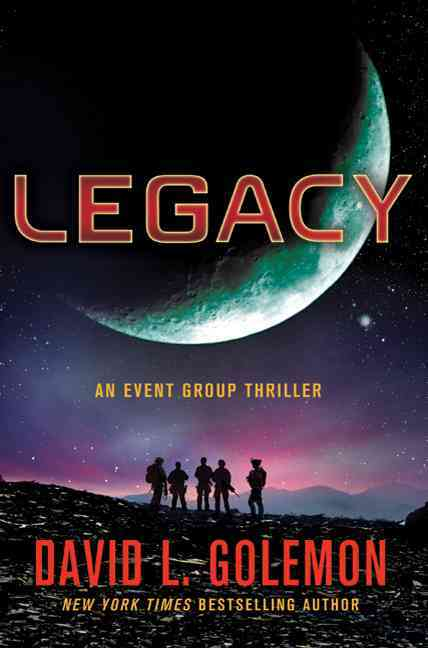 Legacy: An Event Group Thriller (Hardcover)