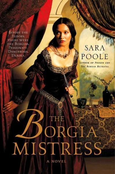 The Borgia Mistress (Paperback)