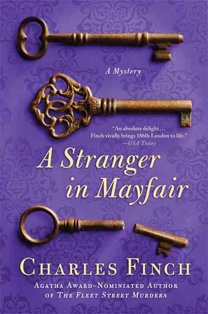 A Stranger in Mayfair (Paperback)