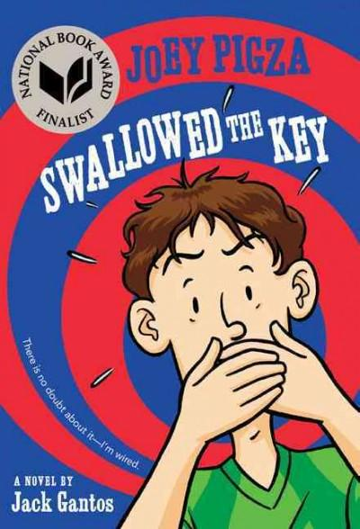 Joey Pigza Swallowed the Key (Paperback) - Thumbnail 0