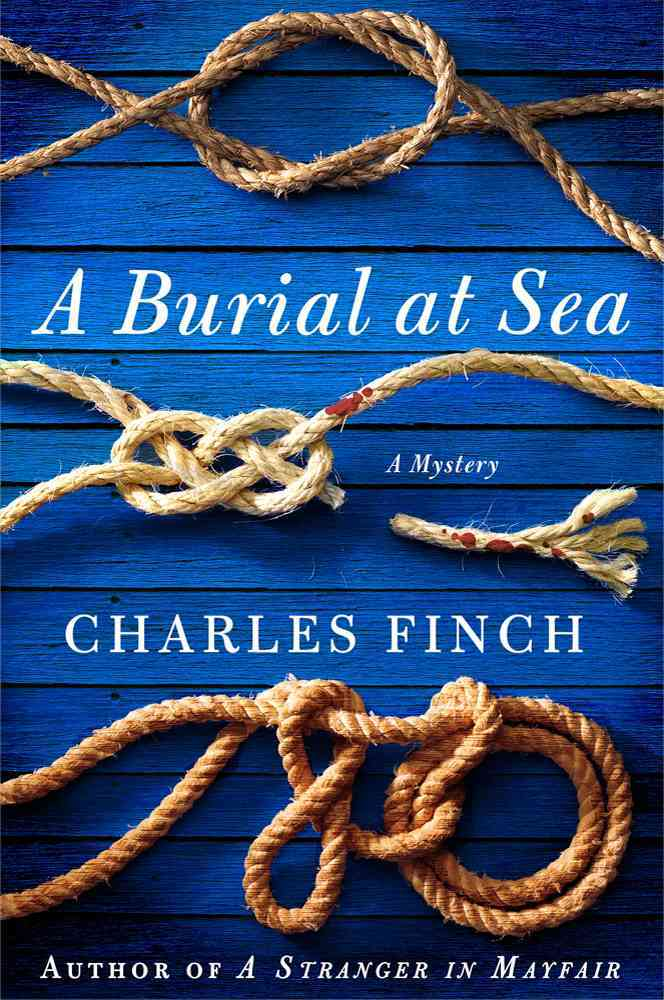 A Burial at Sea (Hardcover)