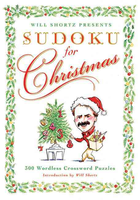 Will Shortz Presents Sudoku for Christmas