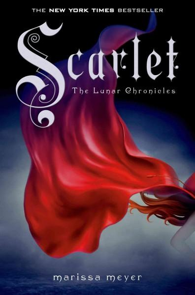 Scarlet (Hardcover)