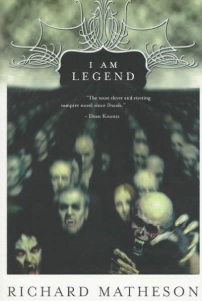 I Am Legend (Paperback)