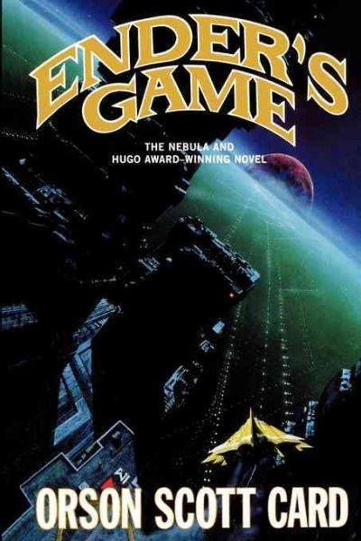 Ender's Game (Hardcover) - Thumbnail 0