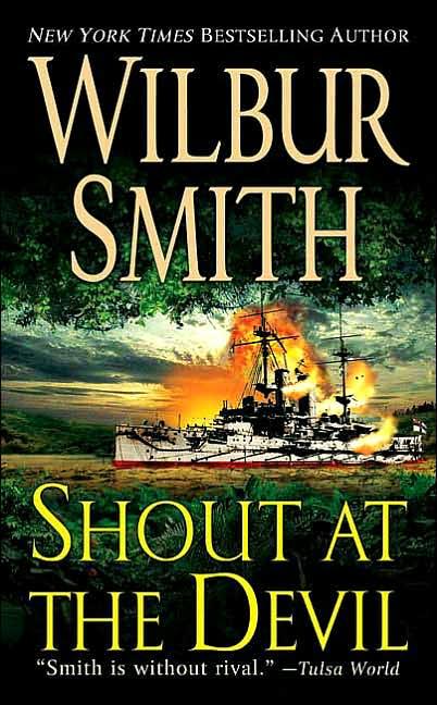 Shout at the Devil (Paperback)