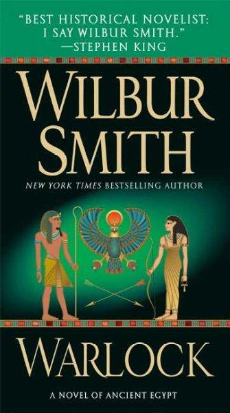 Warlock: A Novel of Ancient Egypt (Paperback)