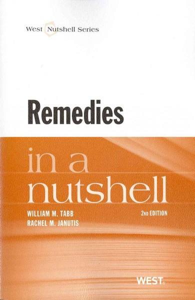 Remedies in a Nutshell (Paperback)