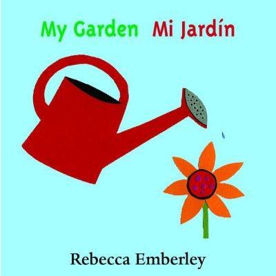 My Garden/mi Jardin (Board book)