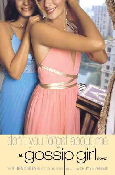 Don't You Forget About Me (Paperback)