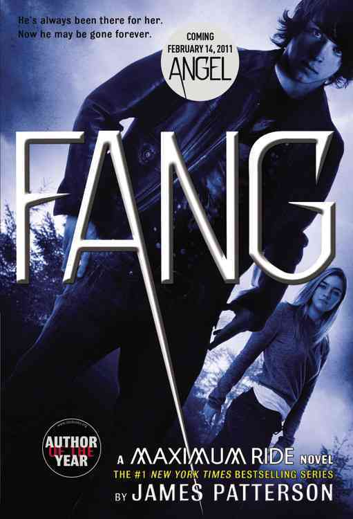 Fang: A Maximum Ride Novel (Paperback)