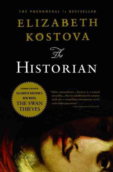 The Historian: A Novel (Paperback) - Thumbnail 0