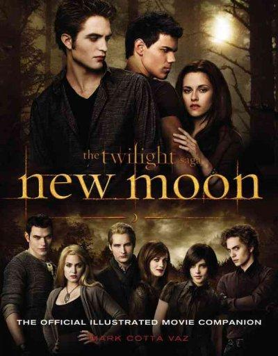 New Moon: The Official Illustrated Movie Companion (Paperback)