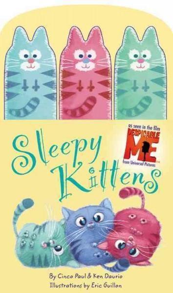 Sleepy Kittens (Board book)