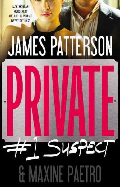 Private: #1 Suspect (Hardcover)