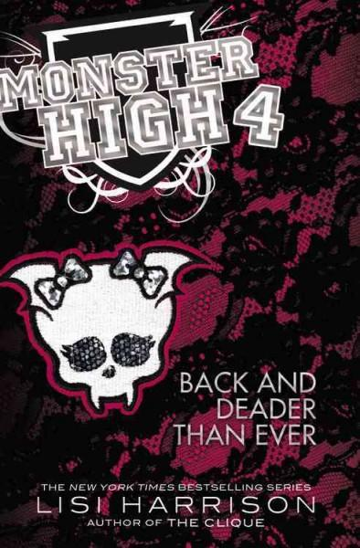 Back and Deader Than Ever (Hardcover)
