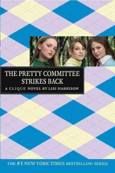 The Pretty Committee Strikes Back (Paperback)