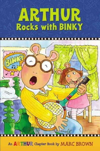 Arthur Rocks With Binky (Paperback)