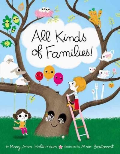 All Kinds of Families! (Hardcover)