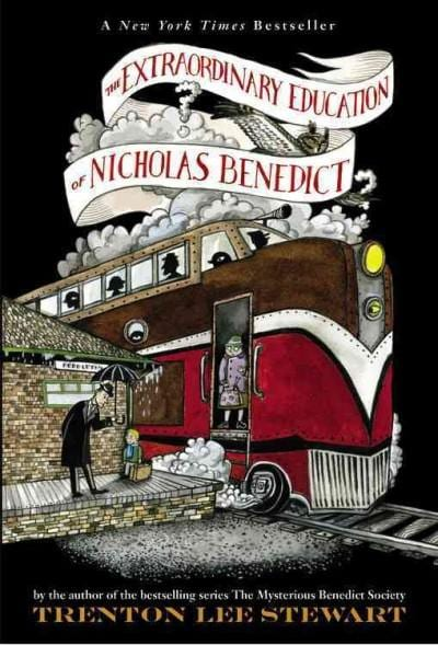 The Extraordinary Education of Nicholas Benedict (Paperback)