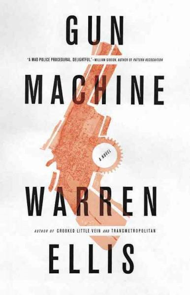 Gun Machine (Hardcover)