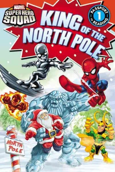 King of the North Pole (Paperback)