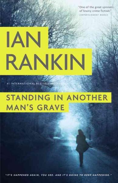 Standing in Another Man's Grave (Hardcover) - Thumbnail 0