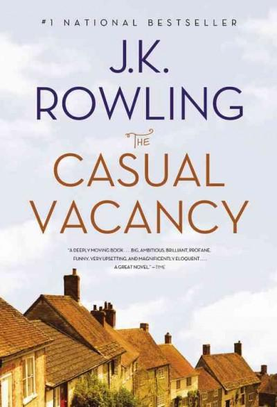 The Casual Vacancy (Paperback)