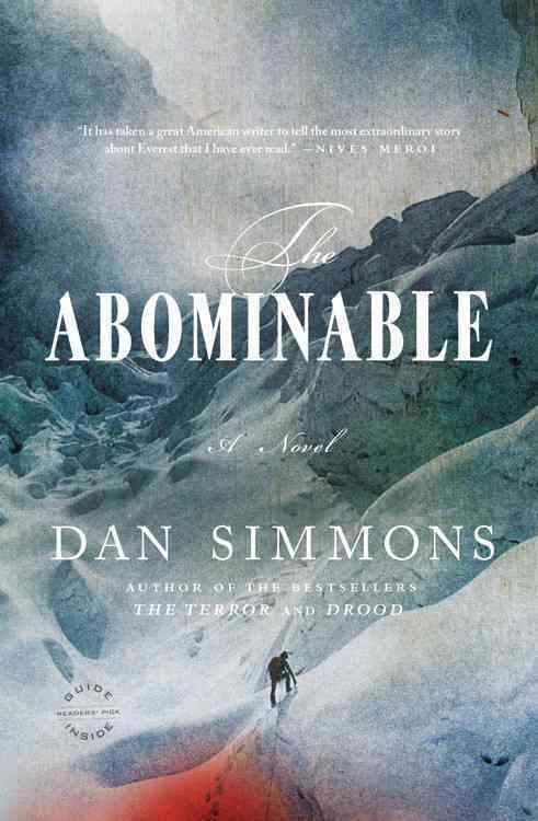 The Abominable (Hardcover)