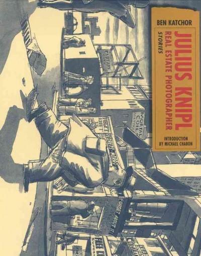 Julius Knipl, Real Estate Photographer: Stories (Paperback)
