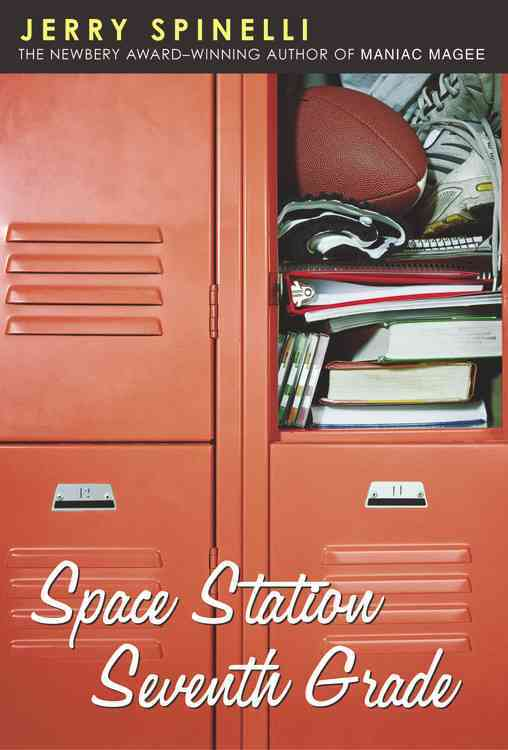 Space Station Seventh Grade (Paperback)