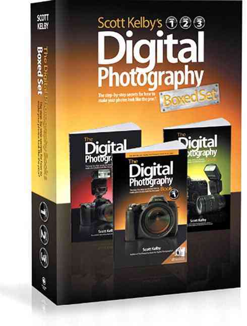 Scott Kelby's Digital Photography (Paperback)
