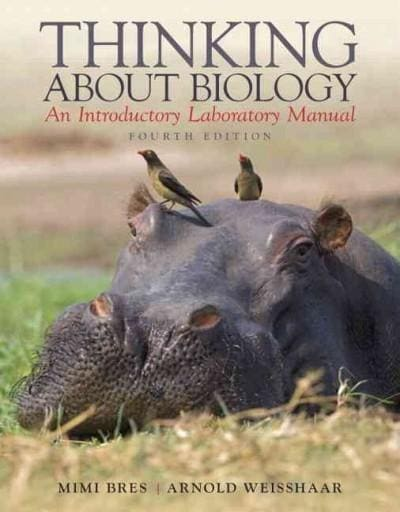 Thinking About Biology: An Introductory (Paperback)