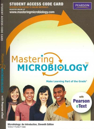 Microbiology Mastering Microbiology: An Introduction: Includes Pearson eText (Other merchandise)
