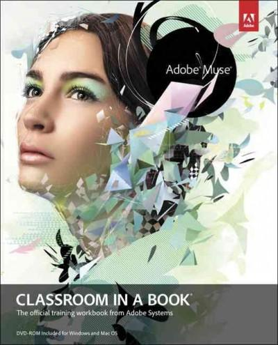 Adobe Muse Classroom in a Book (Paperback)