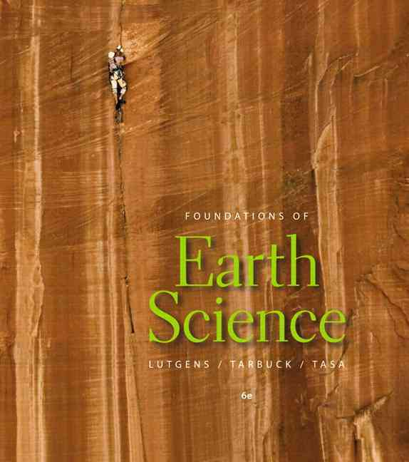 Foundations of Earth Science
