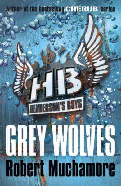 Grey Wolves (Paperback)