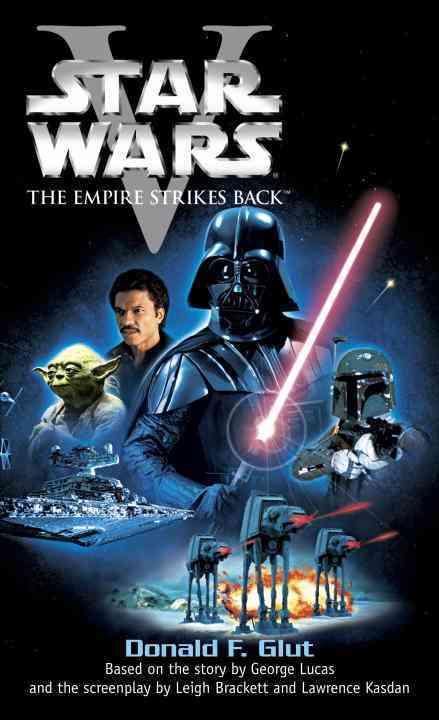 The Empire Strikes Back: Episode 5 (Paperback)