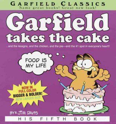Garfield Takes the Cake (Paperback)
