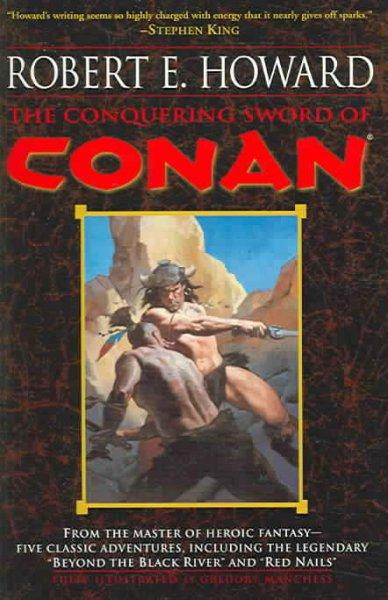 The Conquering Sword Of Conan (Paperback)