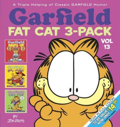 Garfield Fat Cat 3-pack: Garfield Beefs Up / Garfield Gets Cookin / Garfield Eats Crow (Paperback)