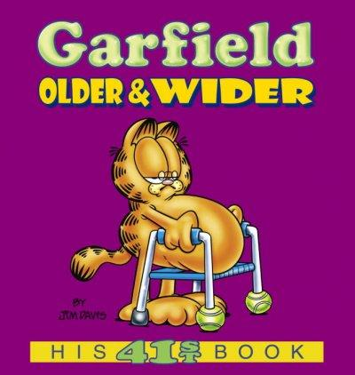 Garfield Older & Wider (Paperback)