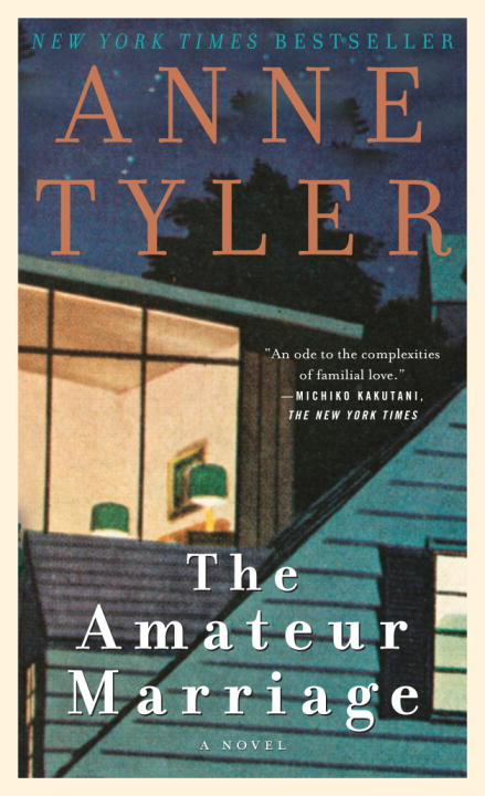 The Amateur Marriage (Paperback)