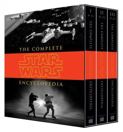 The Complete Star Wars Encyclopedia (Hardcover)