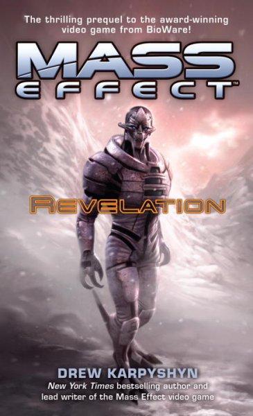 Mass Effect: Revelation (Paperback)