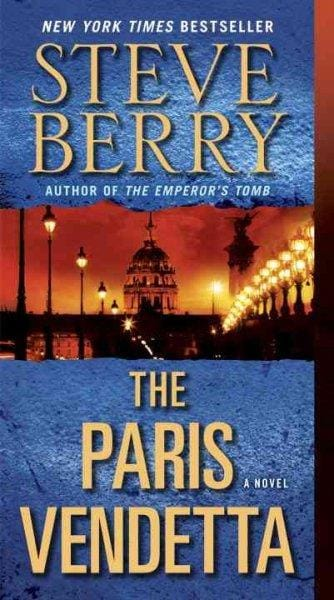 The Paris Vendetta (Paperback)