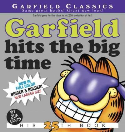 Garfield Hits the Big Time (Paperback)
